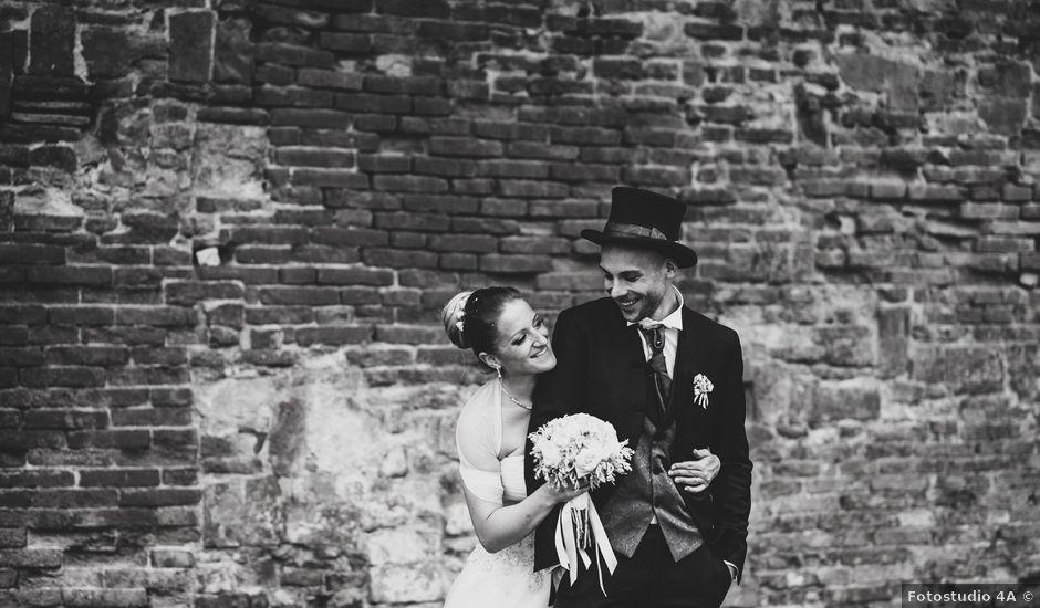 Il matrimonio di Manuel e Marzia a Este, Padova