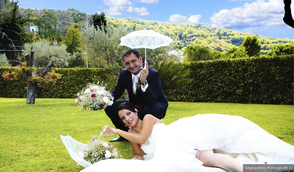 Il matrimonio di Sebastiano e Katia a Capri Leone, Messina