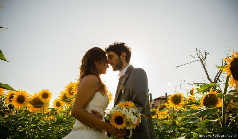 Il matrimonio di Denis e Giulia a Sant'Agata Feltria, Pesaro - Urbino