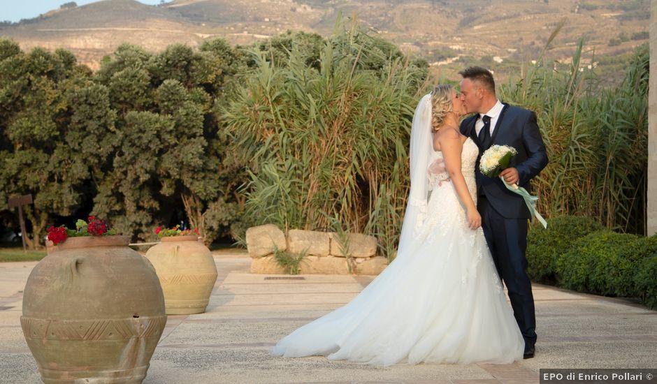 Il matrimonio di Vincenzo e Vanessa a Trapani, Trapani