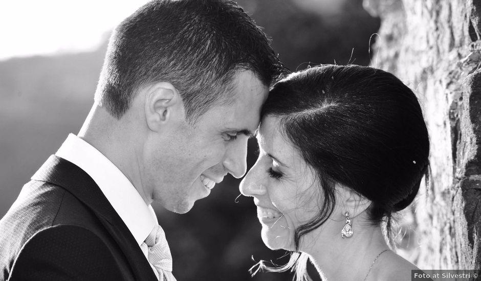 Il matrimonio di Edoardo e Monica a Monsummano Terme, Pistoia