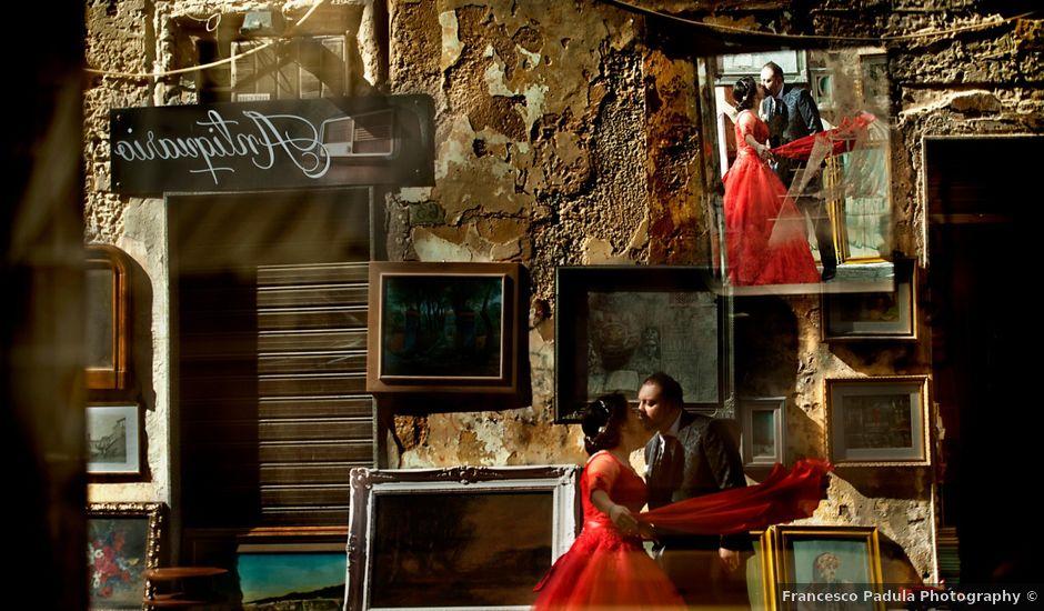 Il matrimonio di Valentino e Maria a Erchie, Brindisi