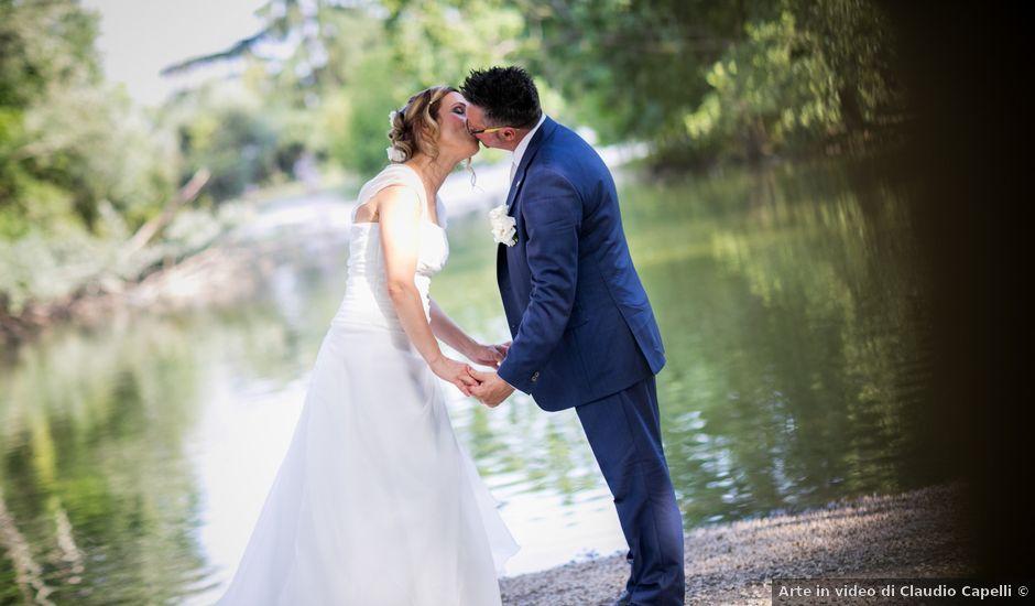 Il matrimonio di Massimiliano e Luana a Nerviano, Milano