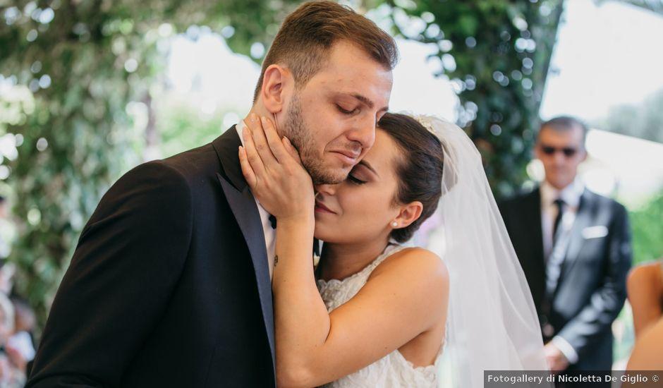 Il matrimonio di Alessandro e Maria a Bitritto, Bari