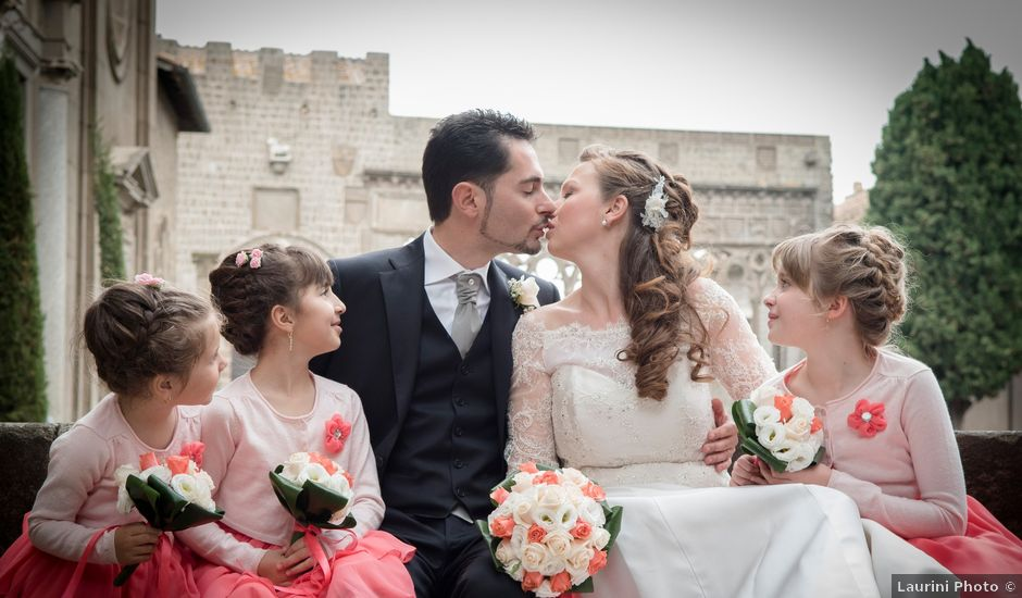 Il matrimonio di Marco e Krina a Viterbo, Viterbo
