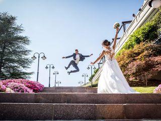 Le nozze di Gaia e Mattia