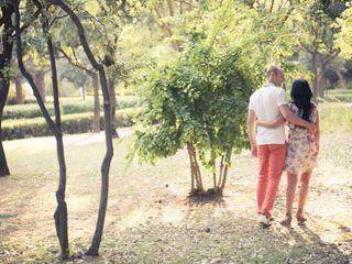 Le nozze di Sara e Walter 1