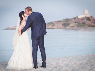 Le nozze di Sara e Walter