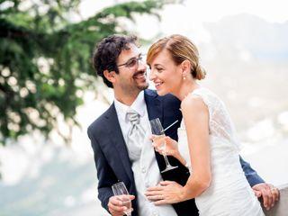 Le nozze di Eleonora e Andrea