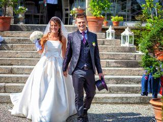 Le nozze di Chiara e Simone
