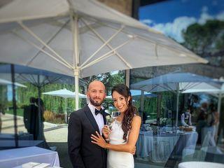 Le nozze di Arbjon  e Giulia  1