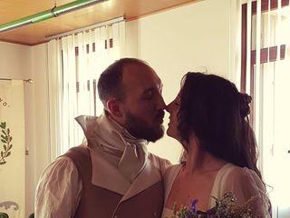 Le nozze di Eva e Ivan