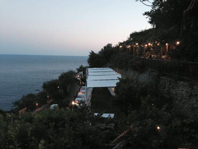 Il matrimonio di Anna e Francesco a Praiano, Salerno 6