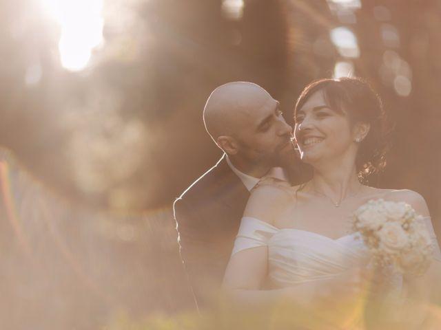 le nozze di Lilia e Andrea