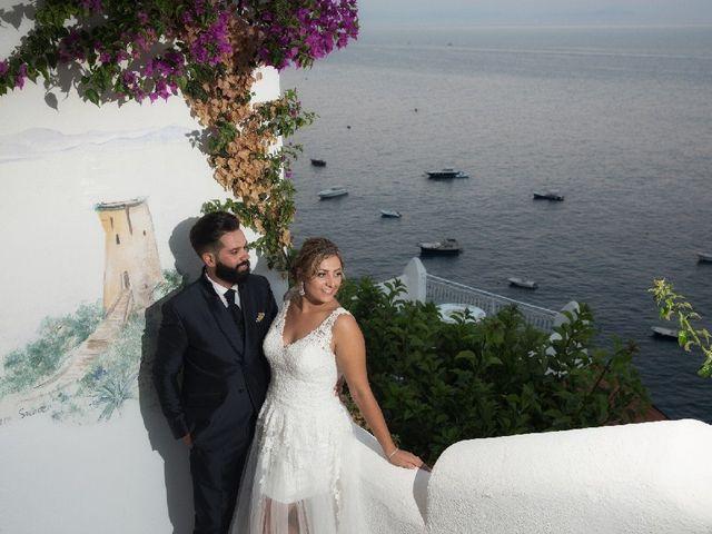 Il matrimonio di Giovanni e Ada a Castellammare di Stabia, Napoli 13