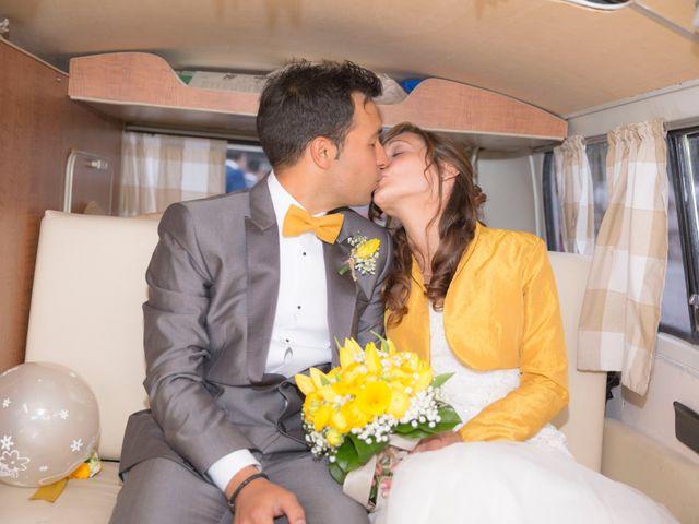 Il matrimonio di Davide e Daniela a Besozzo, Varese 6