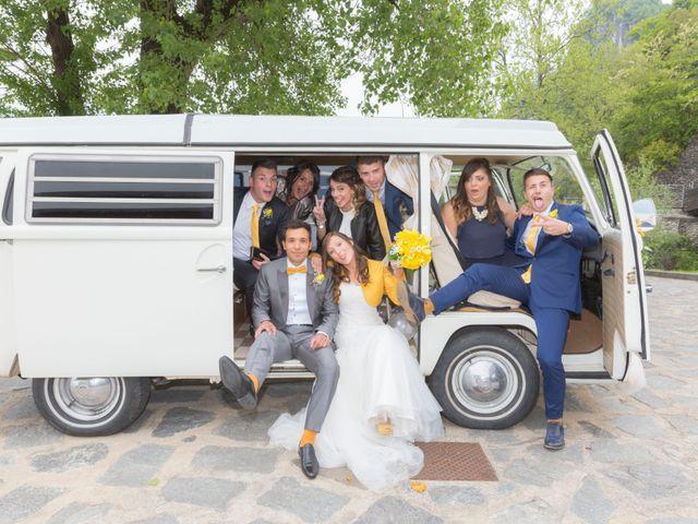 Il matrimonio di Davide e Daniela a Besozzo, Varese 1