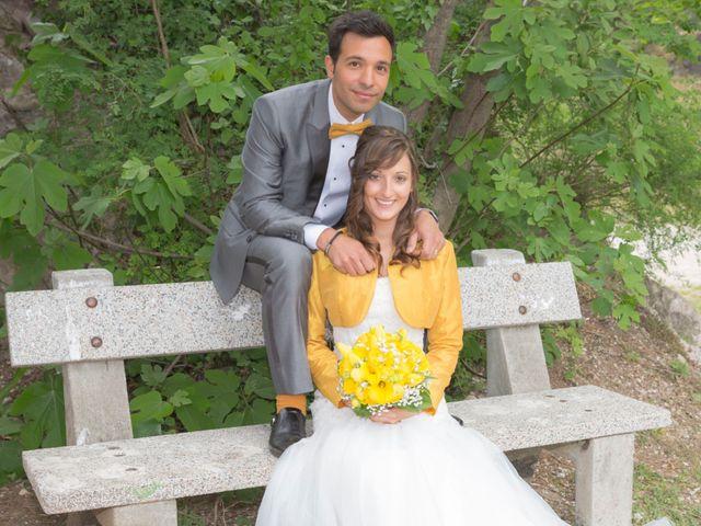 Il matrimonio di Davide e Daniela a Besozzo, Varese 9