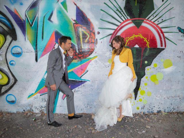 Il matrimonio di Davide e Daniela a Besozzo, Varese 10