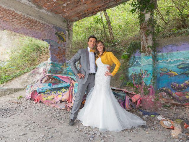 Il matrimonio di Davide e Daniela a Besozzo, Varese 11