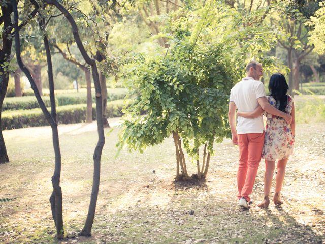 Il matrimonio di Walter e Sara a Pula, Cagliari 1