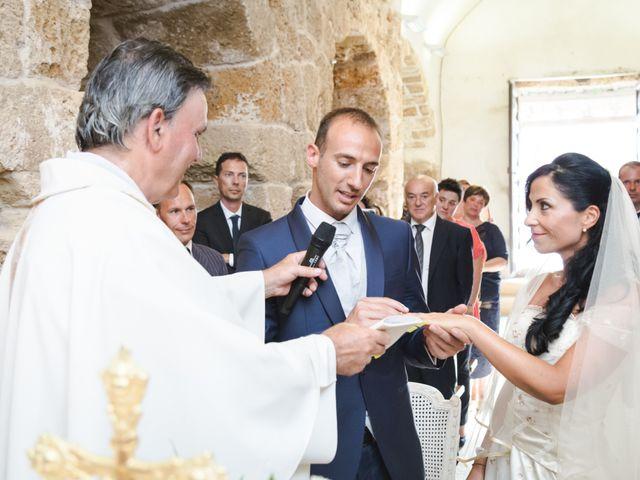 Il matrimonio di Walter e Sara a Pula, Cagliari 34