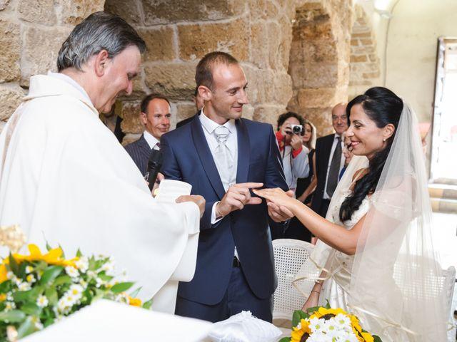 Il matrimonio di Walter e Sara a Pula, Cagliari 35