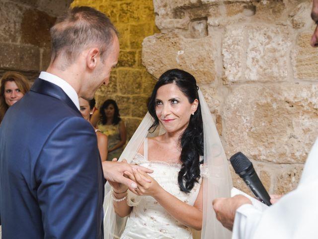 Il matrimonio di Walter e Sara a Pula, Cagliari 37