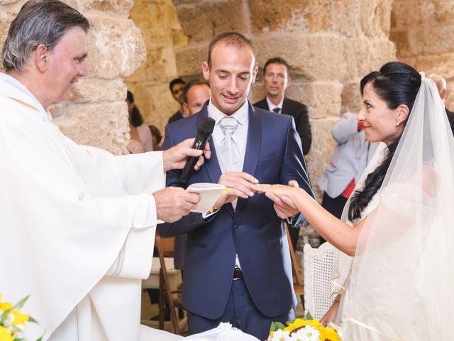 Il matrimonio di Walter e Sara a Pula, Cagliari 41
