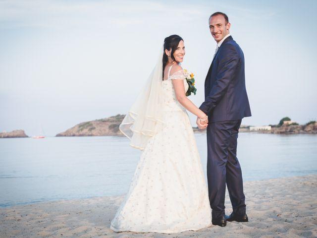 Il matrimonio di Walter e Sara a Pula, Cagliari 51