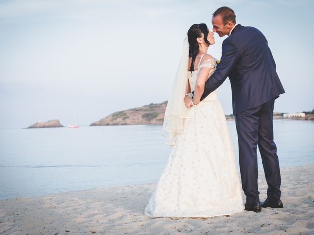 Il matrimonio di Walter e Sara a Pula, Cagliari 52