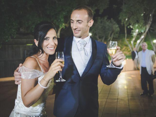 Il matrimonio di Walter e Sara a Pula, Cagliari 81