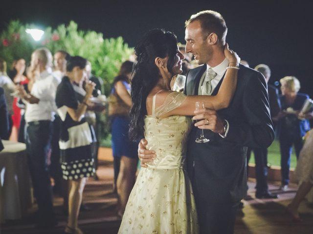 Il matrimonio di Walter e Sara a Pula, Cagliari 82