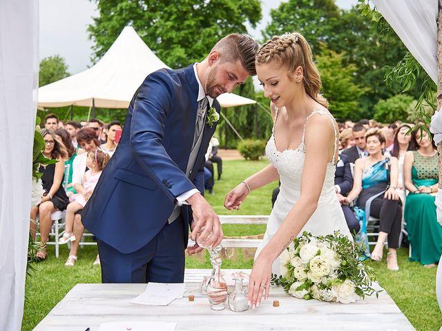 le nozze di Vivian e Adrien