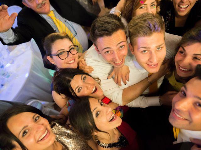 Il matrimonio di Davide e Daniela a Besozzo, Varese 18