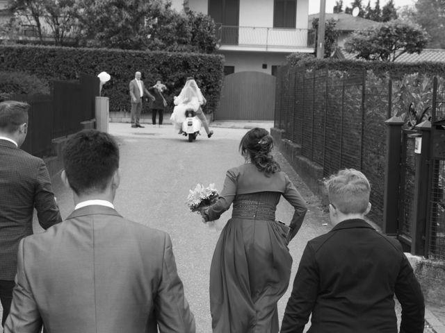 Il matrimonio di Davide e Daniela a Besozzo, Varese 29