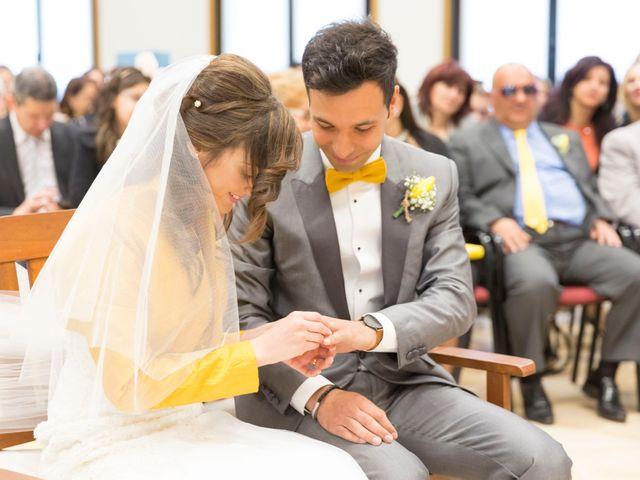 Il matrimonio di Davide e Daniela a Besozzo, Varese 31