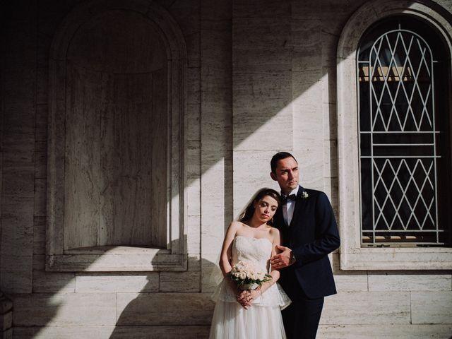 Il matrimonio di Alessio e Sabrina a Napoli, Napoli 1