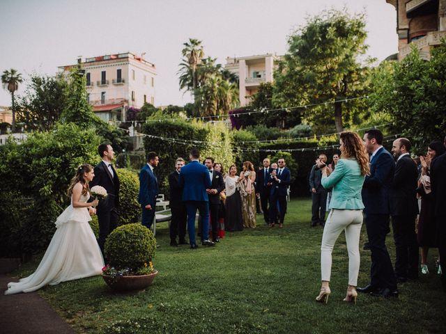 Il matrimonio di Alessio e Sabrina a Napoli, Napoli 43