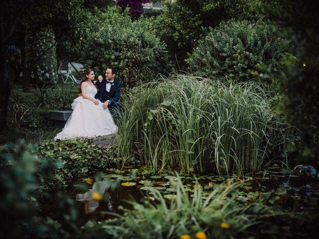 Il matrimonio di Alessio e Sabrina a Napoli, Napoli 51