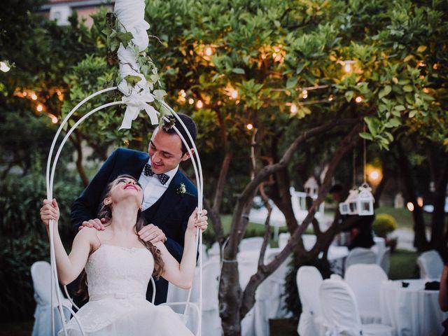 Il matrimonio di Alessio e Sabrina a Napoli, Napoli 54