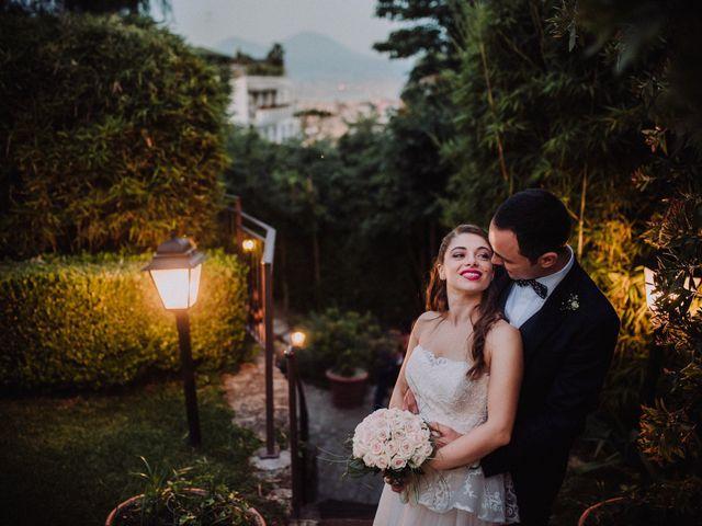 Il matrimonio di Alessio e Sabrina a Napoli, Napoli 55