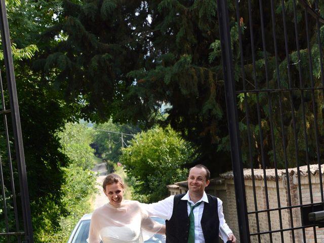 Le nozze di Viviana e Richard