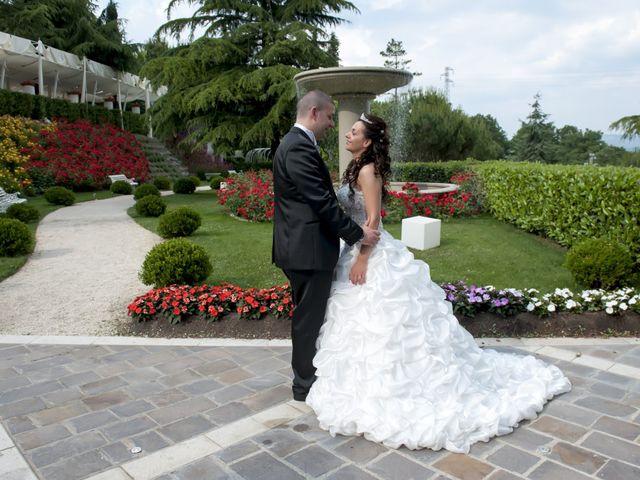 Le nozze di Samantha e Roberto