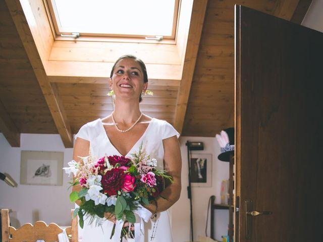 Il matrimonio di Samuele e Francesca a Marzio, Varese 47