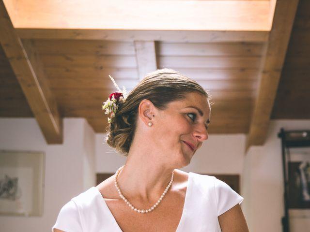 Il matrimonio di Samuele e Francesca a Marzio, Varese 48