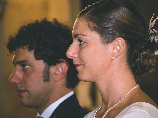 Il matrimonio di Samuele e Francesca a Marzio, Varese 71