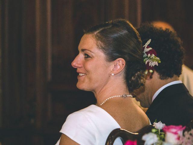 Il matrimonio di Samuele e Francesca a Marzio, Varese 76