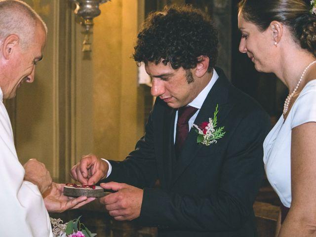 Il matrimonio di Samuele e Francesca a Marzio, Varese 82