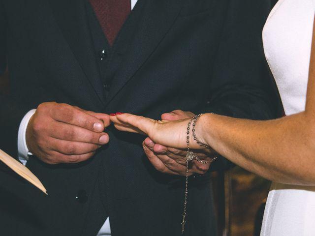 Il matrimonio di Samuele e Francesca a Marzio, Varese 84
